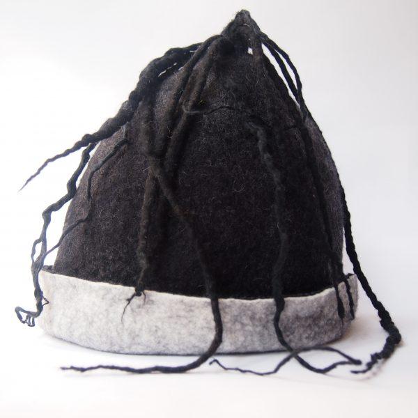Sauna hats for men's