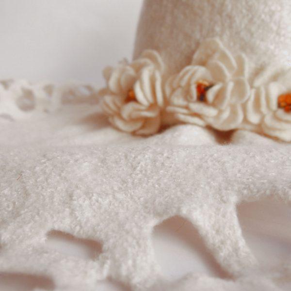 Saunahüte für Hochzeitsrituale