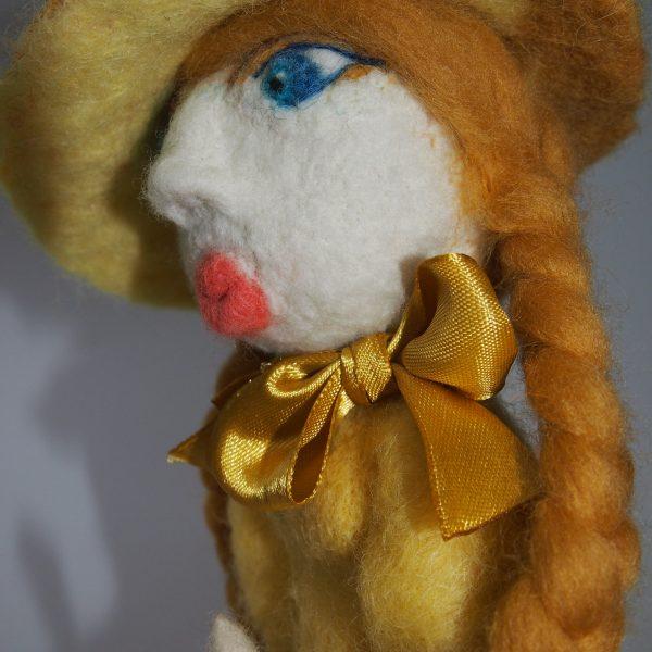 Puppe - Saunahüte