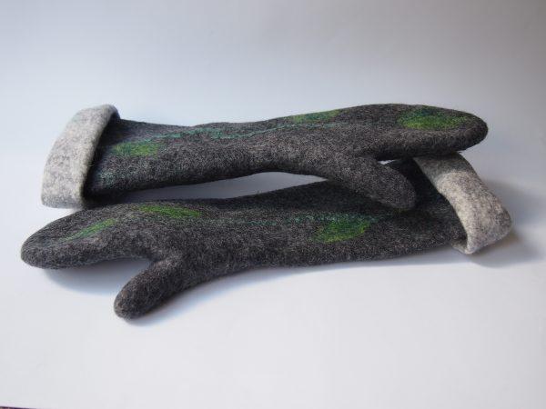 Handschuhe für Sauna