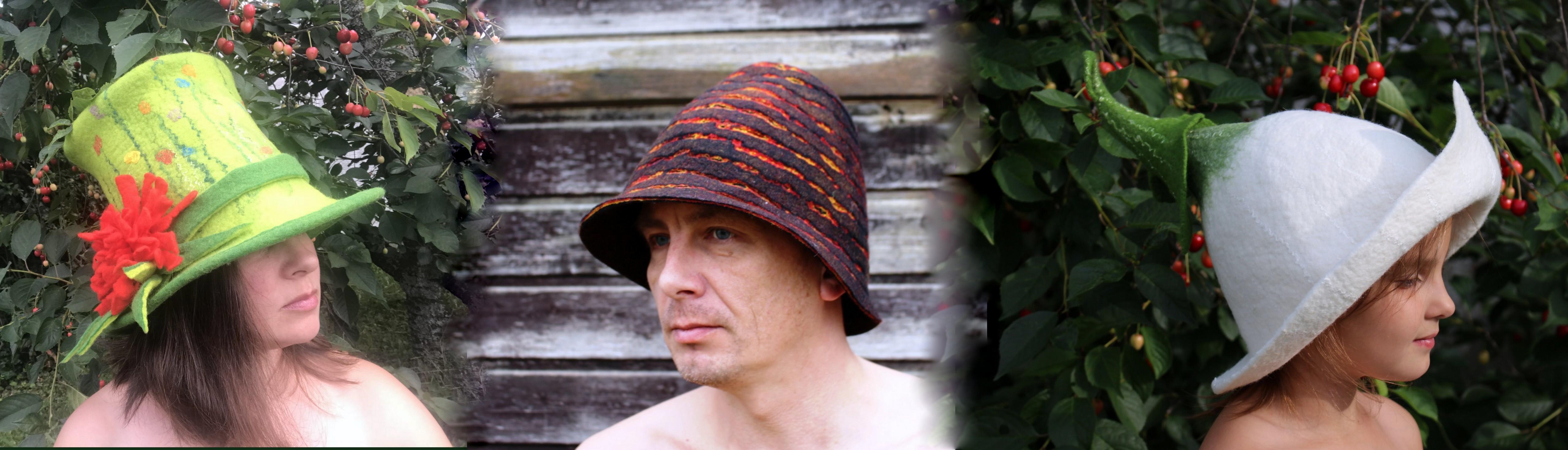 Sauna hats