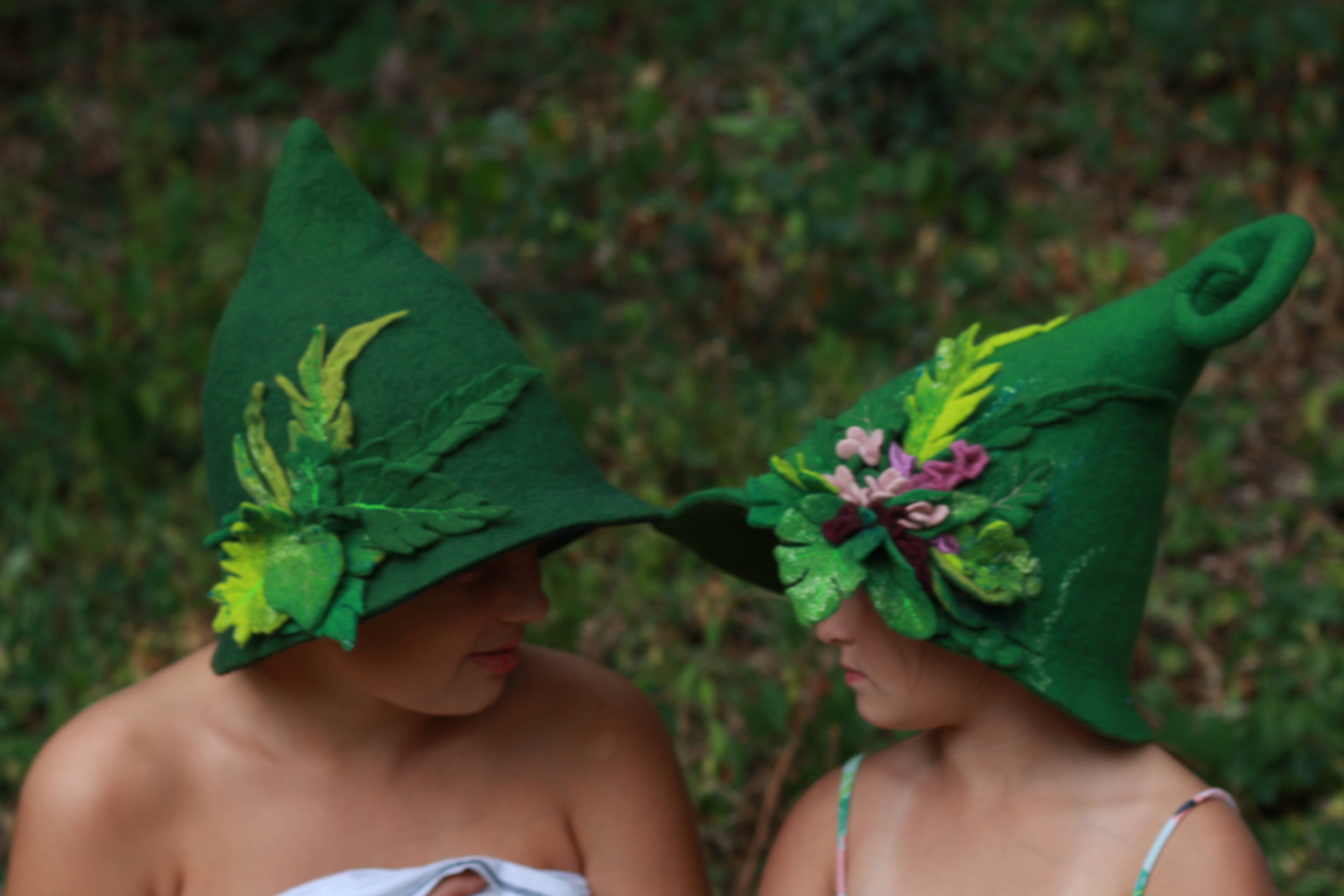 Sauna Hats Set for Her   Him 6a372450e5f